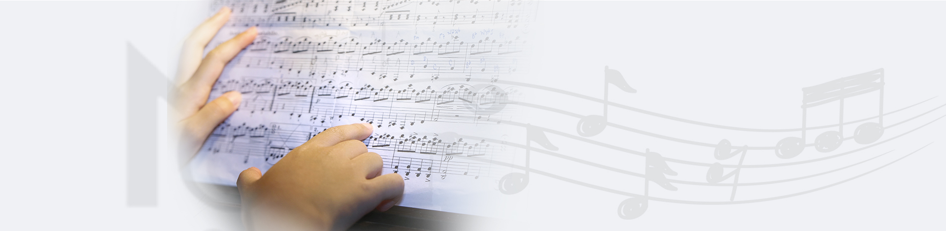 Learning the language of music