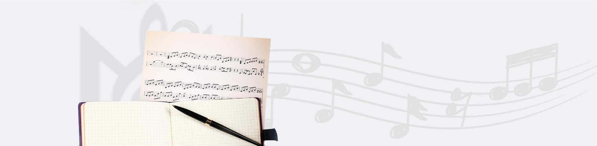 Musical Notes (song writing)